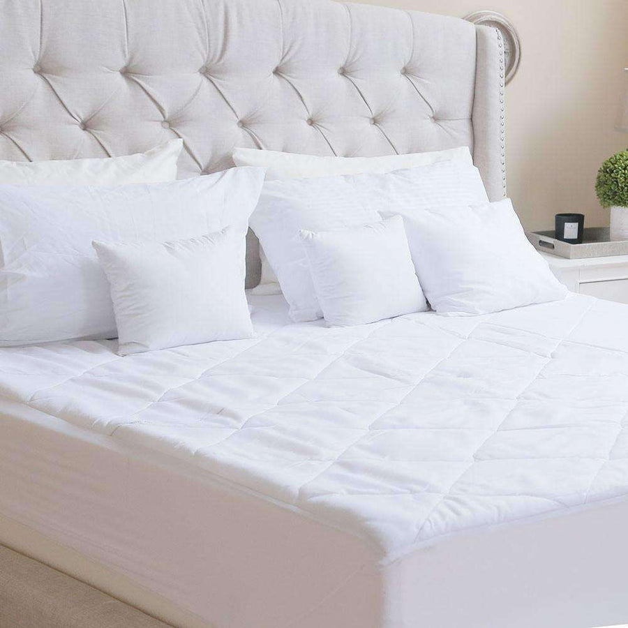 Francisco Mattress Pad - Luxor Linens