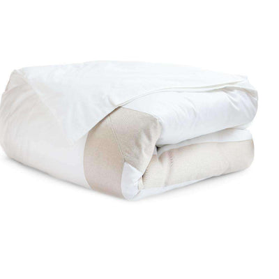 Genovesa Egyptian Cotton Sateen Duvet Cover - Luxor Linens