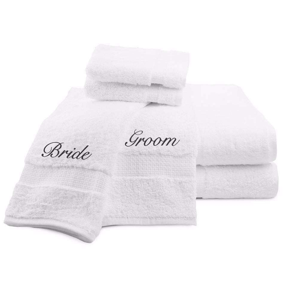 Signature Egyptian Cotton Couple's Luxury Towels