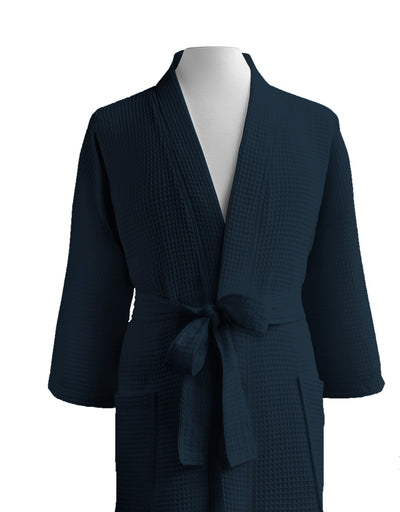 Giovanni Waffle Robes - Luxor Linens