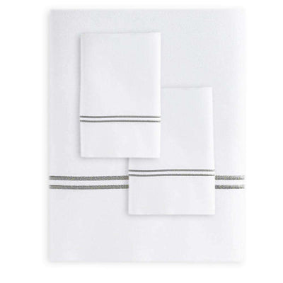 Granduchi Italian Embroidered Duvet Cover - Luxor Linens