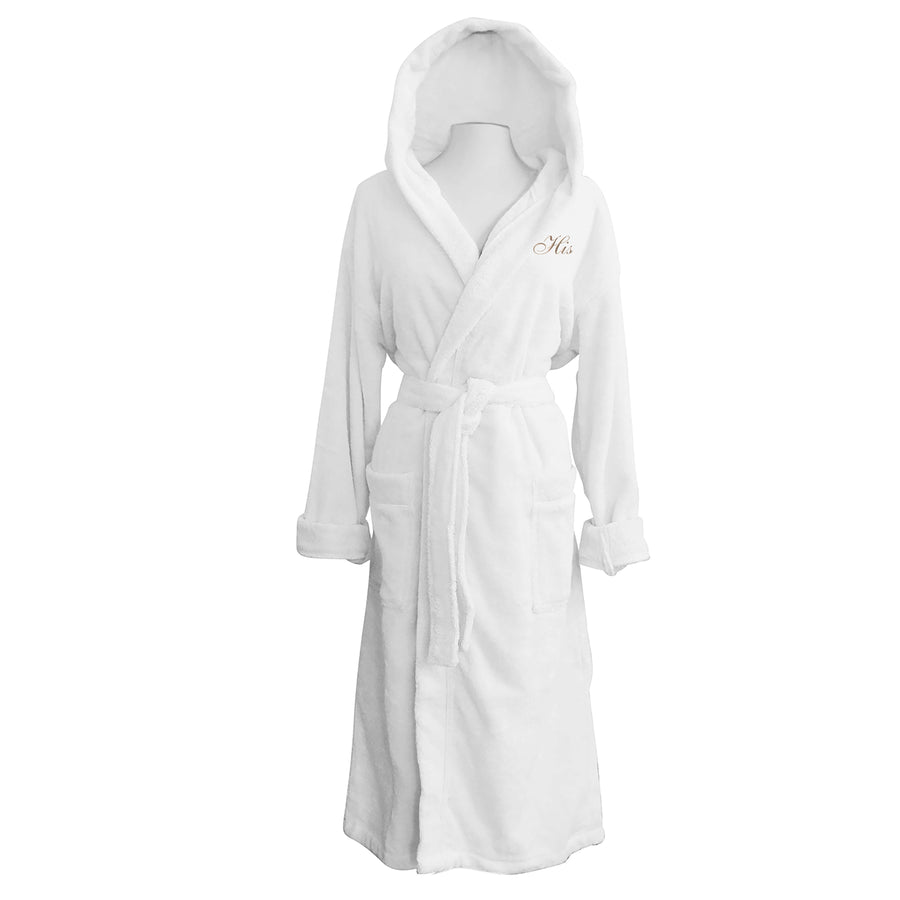 Intimo Turkish Cotton Robe - Luxor Linens