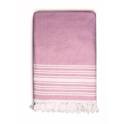 Imani Turkish Peshtemal Oversized Towel - Luxor Linens