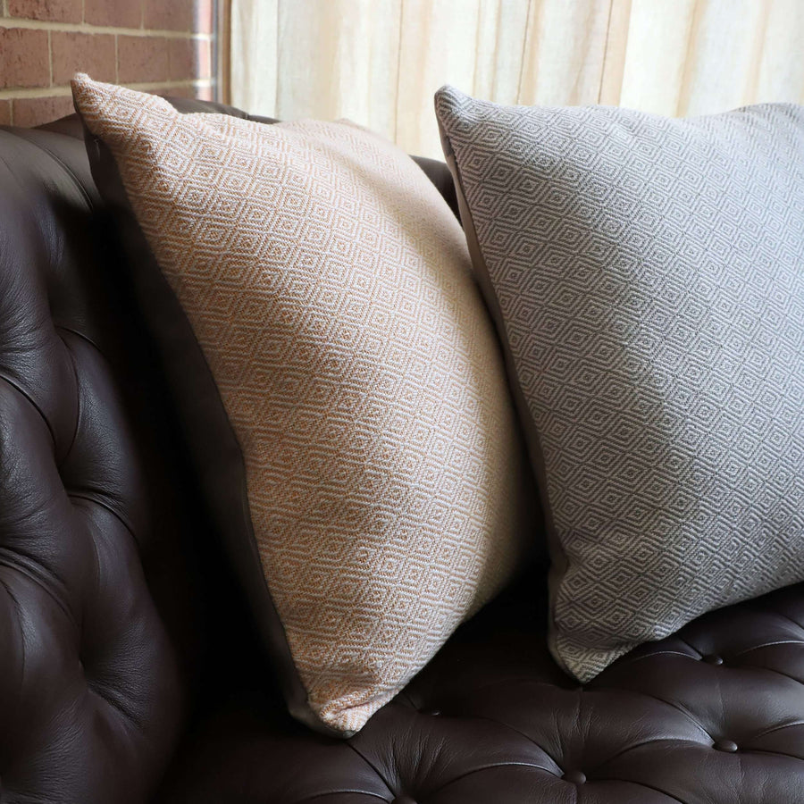 Jacquard Cushion Cover - Luxor Linens