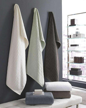 Lagora Combed Cotton Turkish Towels - Luxor Linens