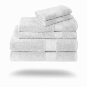 Mariabella Luxe Egyptian Cotton Towels - Baby Embroideries - Luxor Linens