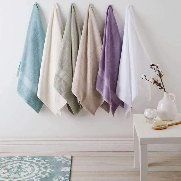 Mariabella Luxe Egyptian Cotton Towels - Fun Gifts
