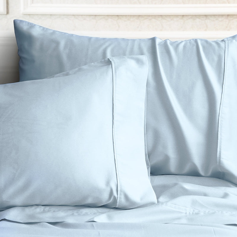 Martano 600 Thread Count Egyptian Cotton Solid Sheets - Luxor Linens