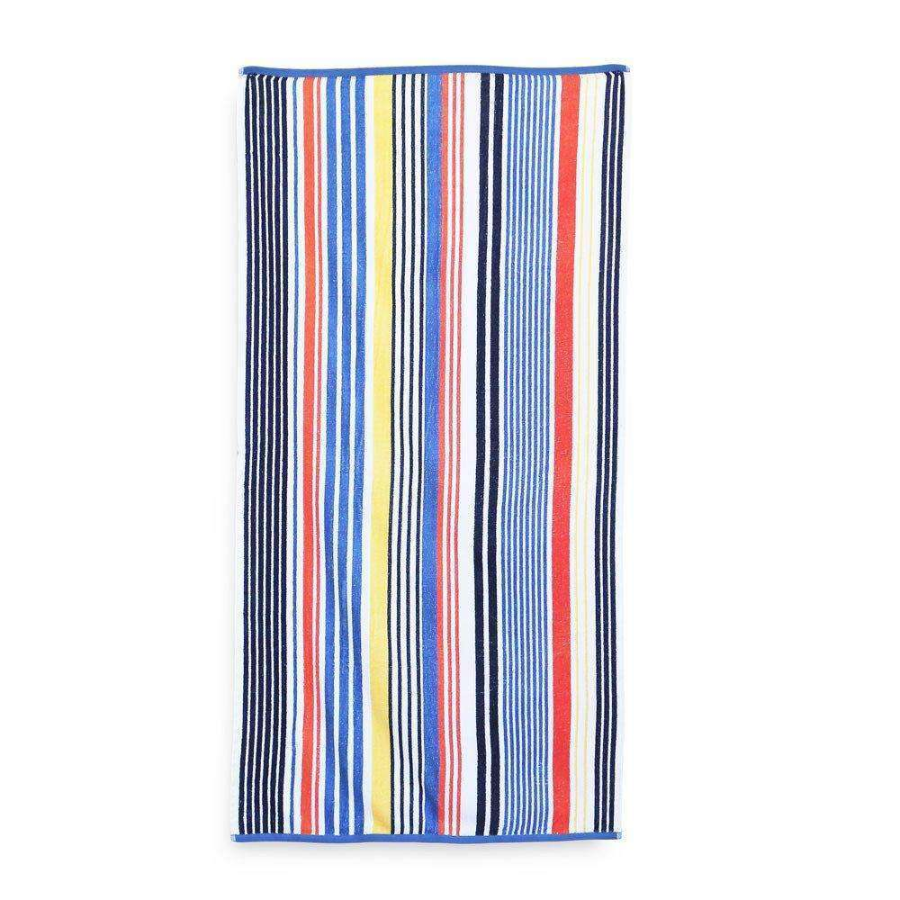 Ocean Club Beach Towel - Luxor Linens