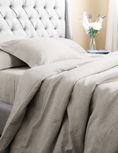 Paola Italian Linen Luxury Shams