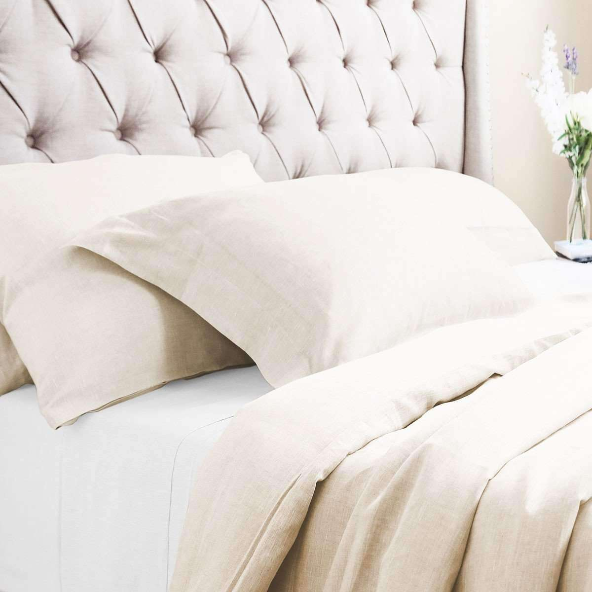 Paola Italian Linen Pillowcases