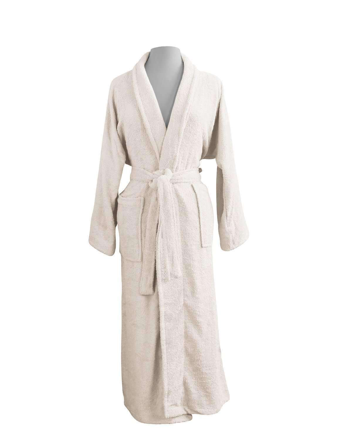 Salerno Egyptian Cotton Luxury Robe