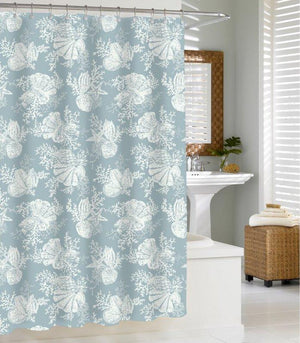 Selena Shower Curtain - Luxor Linens