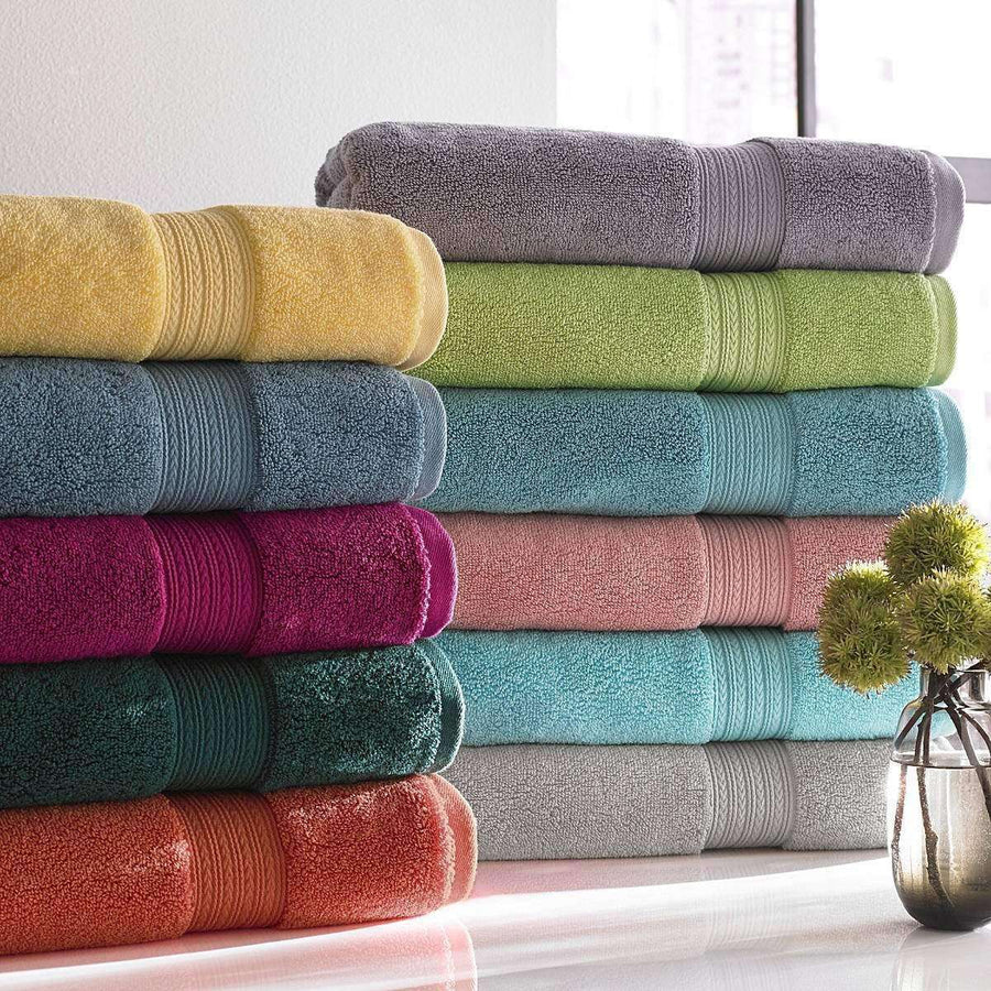 Spring Bliss Egyptian Cotton Towels