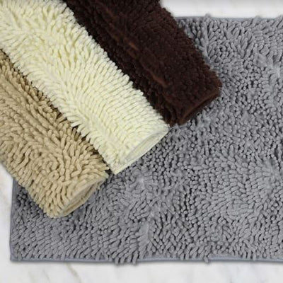 Luxury Shaggy Foam Mats