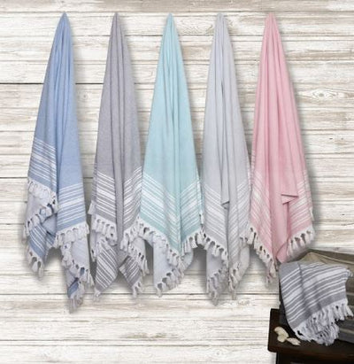Imani Turkish Peshtemal Oversized Towel