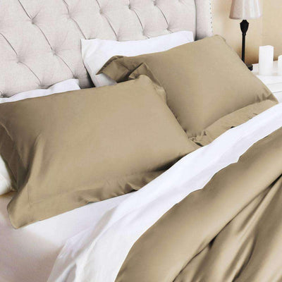 Valentino 1200 Thread Count Egyptian Cotton Duvet Cover - Luxor Linens