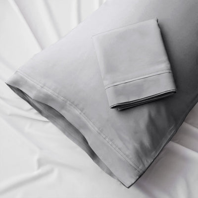 Valentino Egyptian Cotton Pillowcases 1200 Thread Count