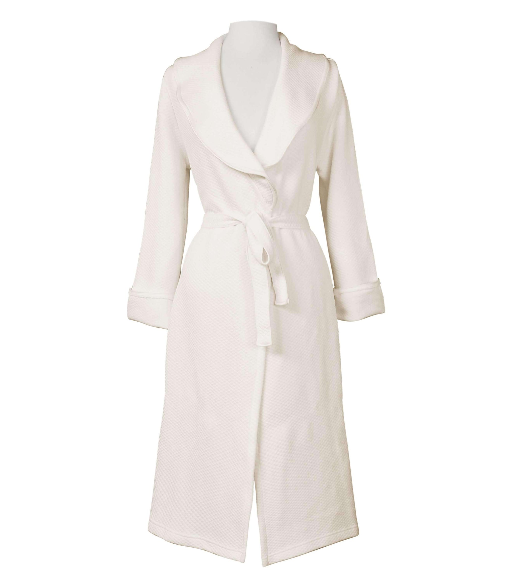 Yasmine Lightweight Quilted Robe