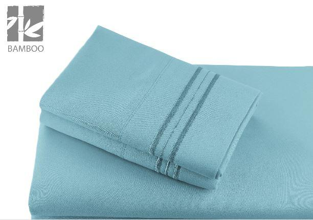 Tribeca Bamboo Luxury Sheets Set