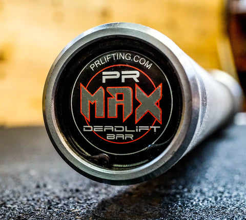 PR MAX Deadlift Bar
