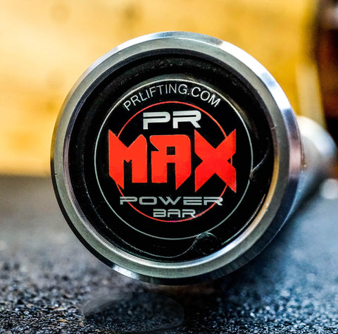 PR MAX Power Bar