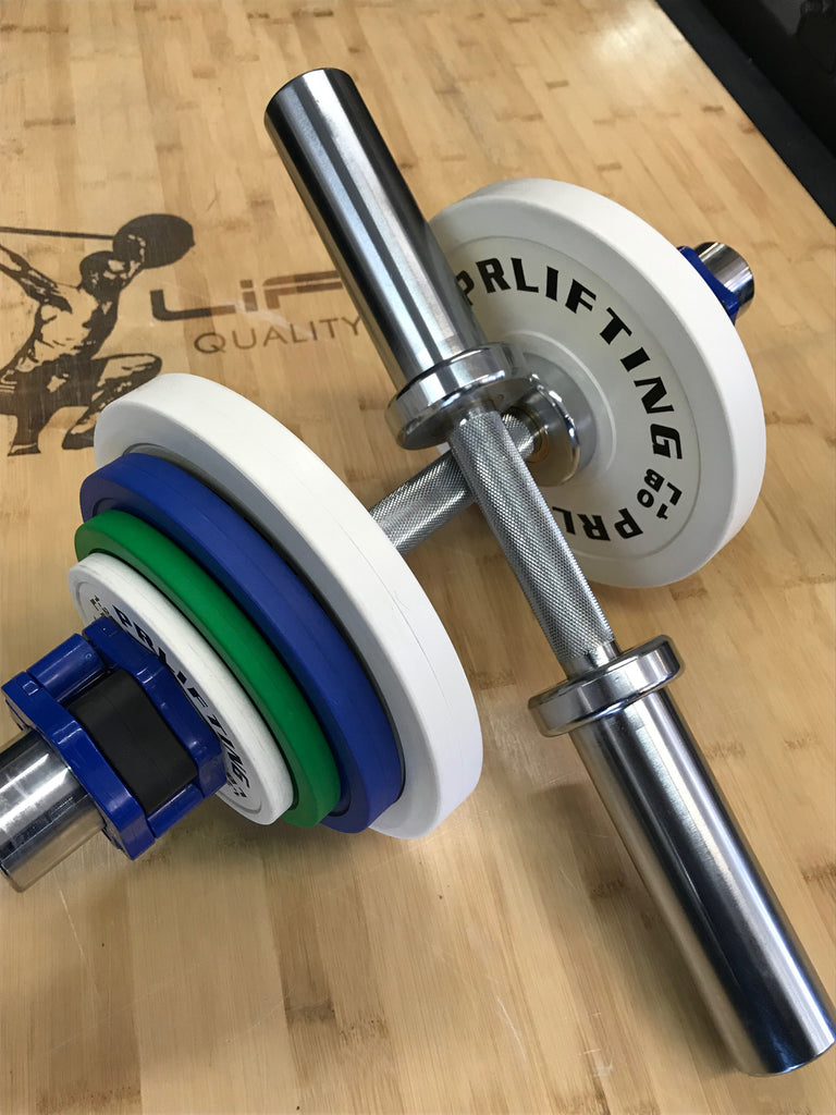 Olympic Dumbbell Handle – PR Lifting