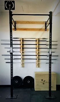 squat racks \u0026 rigs \u2013 pr liftingpr basic wall rig