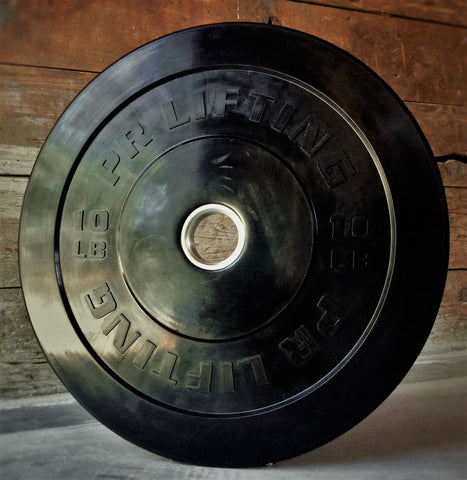 Garage Gym Bumper Plates
