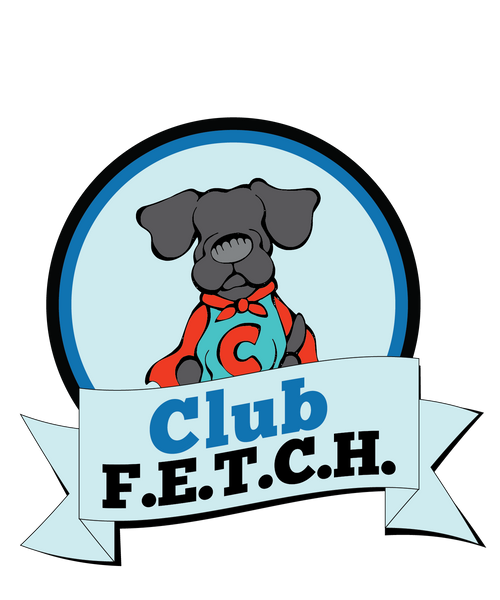 Club F.E.T.C.H. Badge