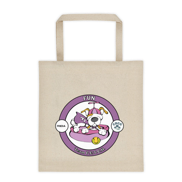 Tote bag - Club F.E.T.C.H. Frieda