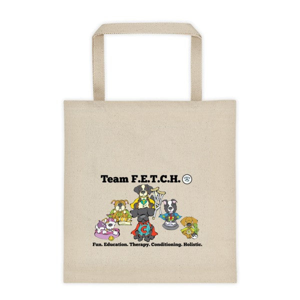 Tote bag - Club F.E.T.C.H. Team