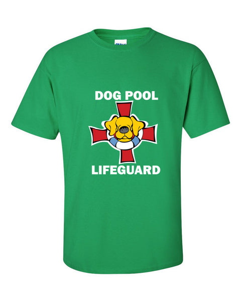 CRCG Lifeguard Wht Shirt