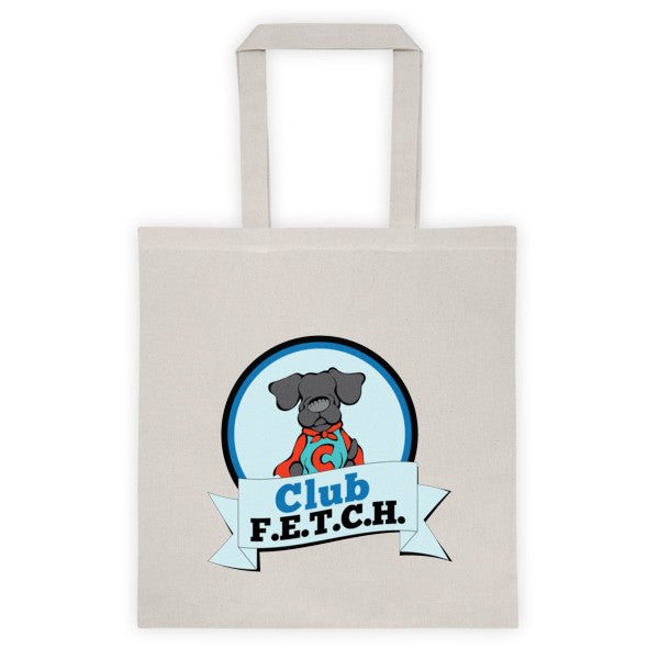 Tote bag - Club F.E.T.C.H. Badge