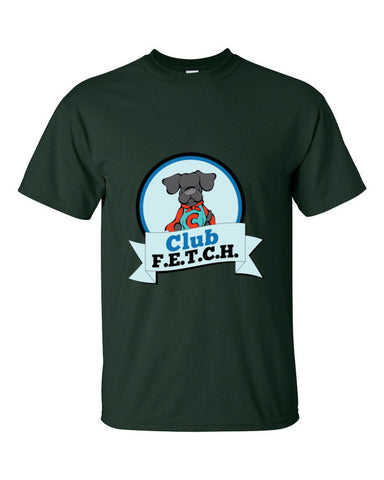 Club F.E.T.C.H. Badge Shirt