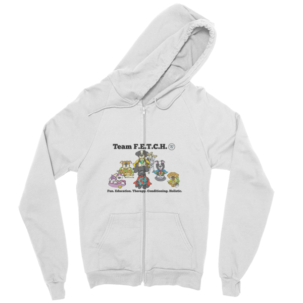 Club F.E.T.C.H. Team Zip Hoodie - XL, 2XL