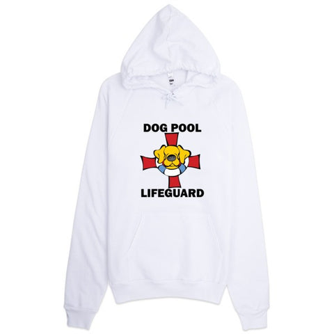 CRCG Lifeguard Blk Hoodie