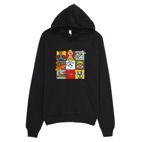 CRCG 8 Square A Hoodie