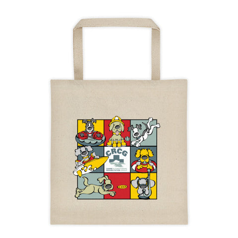 Tote bag - CRCG Square