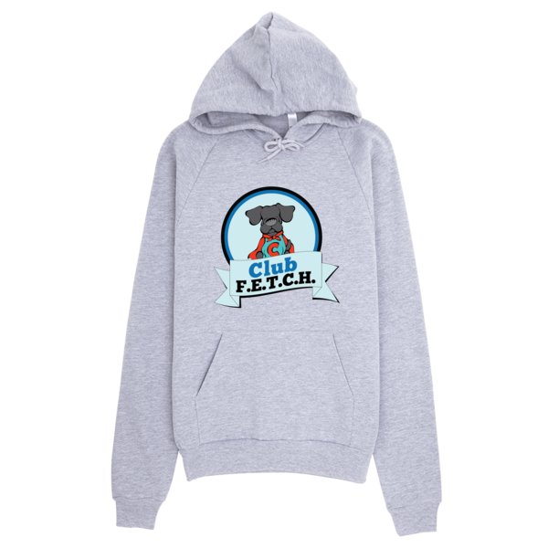 Club F.E.T.C.H. Badge Hoodie - XL, 2XL