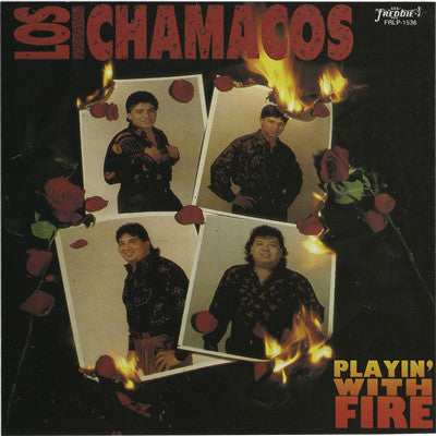 Jaime Y Los Chamacos - Playin' With Fire