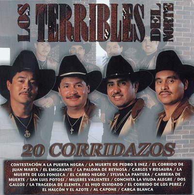 Los Terribles Del Norte - 20 Corridazos