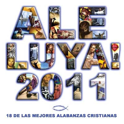 Various Artists - Aleluya! 2011
