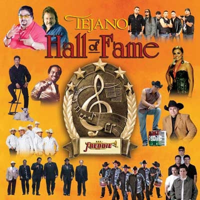 Various Artists - Tejano Hall of Fame