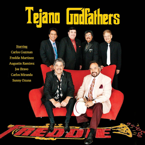 Various Artists - Tejano Godfathers