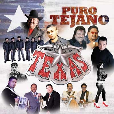 Various Artists - Puro Tejano