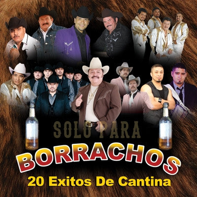 Various Artists - Solo Para Borrachos