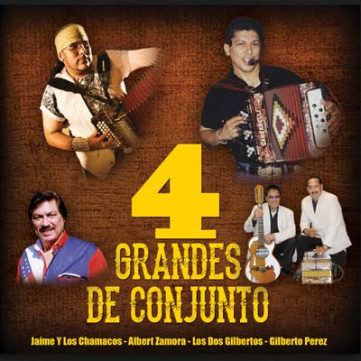 Various Artists - 4 Grandes De Conjunto