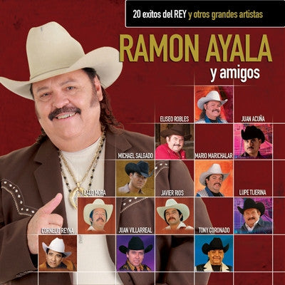 Various Artists - Ramon Ayala Y Amigos