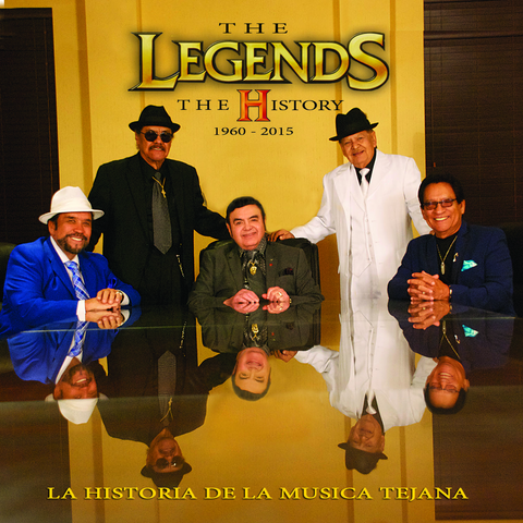The Legends - La Historia De La Musica Tejana